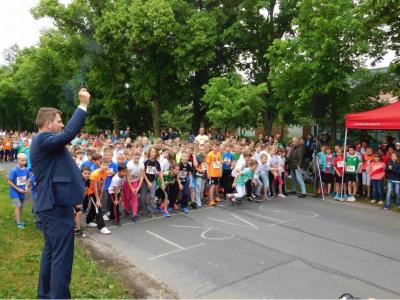 Fotoalbum Minimarathon 2016 - Evang. Grundschule Tröbitz