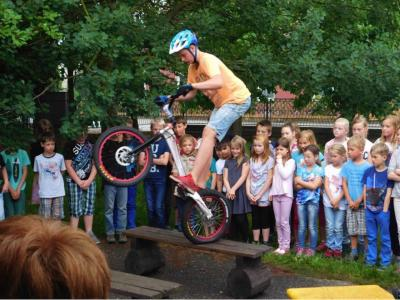Fotoalbum Kindertag 2016 - Evang. Grundschule Tröbitz