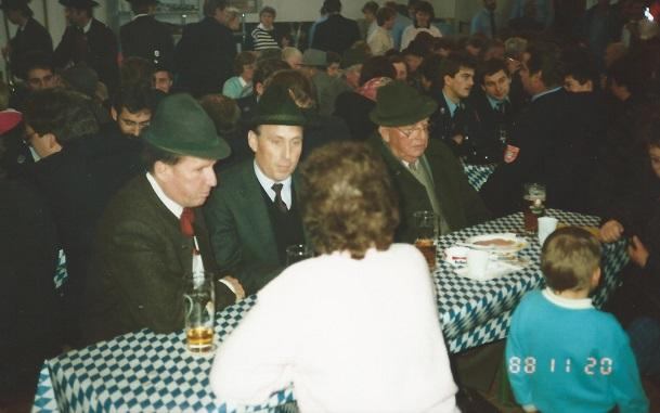 Foto der Galerie: Feuerwehrhausbau 1988