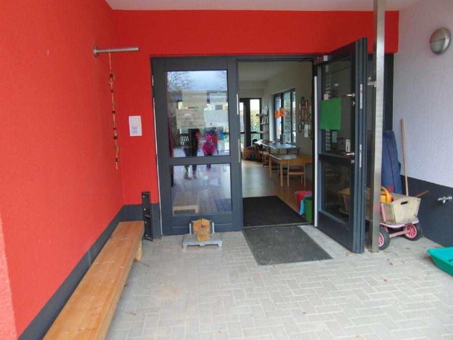 Kindertagesstätte regenbogen   räumlichkeiten