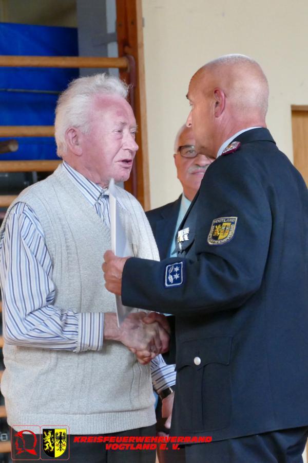 Foto der Galerie: Freiwillige Feuerwehr Reuth feiert 110jähriges Gründungsjubiläum