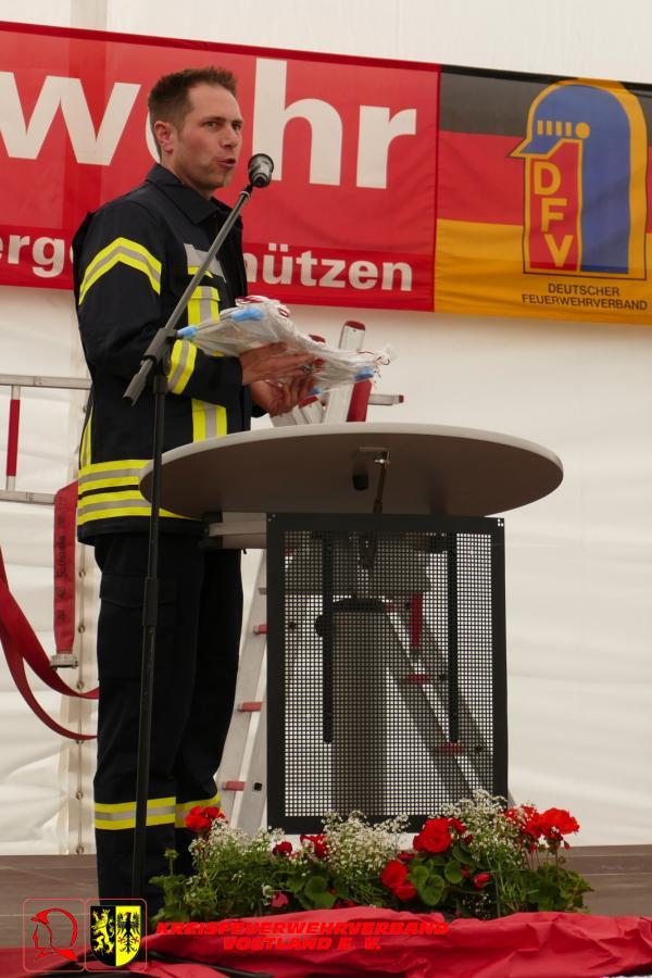 Foto der Galerie: 140 Jahre Freiwillige Feuerwehr Falkenstein