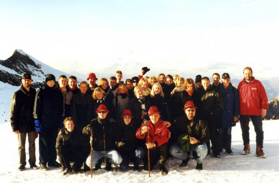 Foto der Galerie: Fahrende Musikanten - Österreich 2000