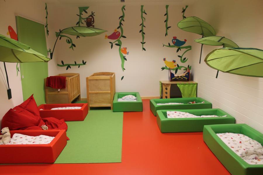 Familienzentrum am wasserturm innenbereich for Raumgestaltung u3