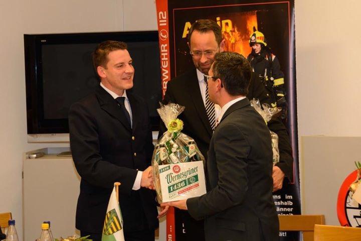 Foto der Galerie: Dialog Feuerwehren Vogtlandkreis 2017