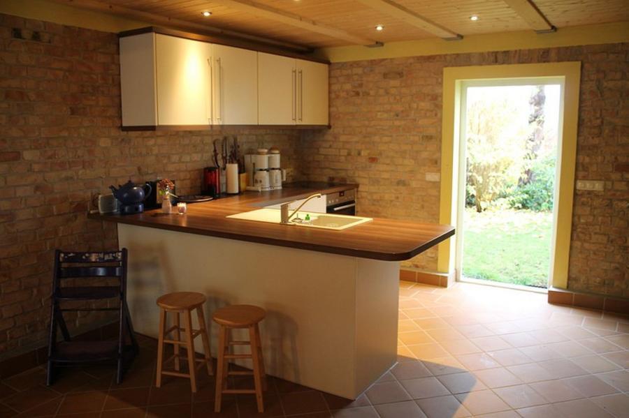 Recknitz Küchen recknitz tourist marlow ferienhaus am lindenhof allerstorf