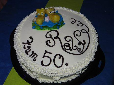 1 Hr Photo >> Guggenmusik Pitschedabbler - 50. Geburtstag Ralf 1. Vorsitzender