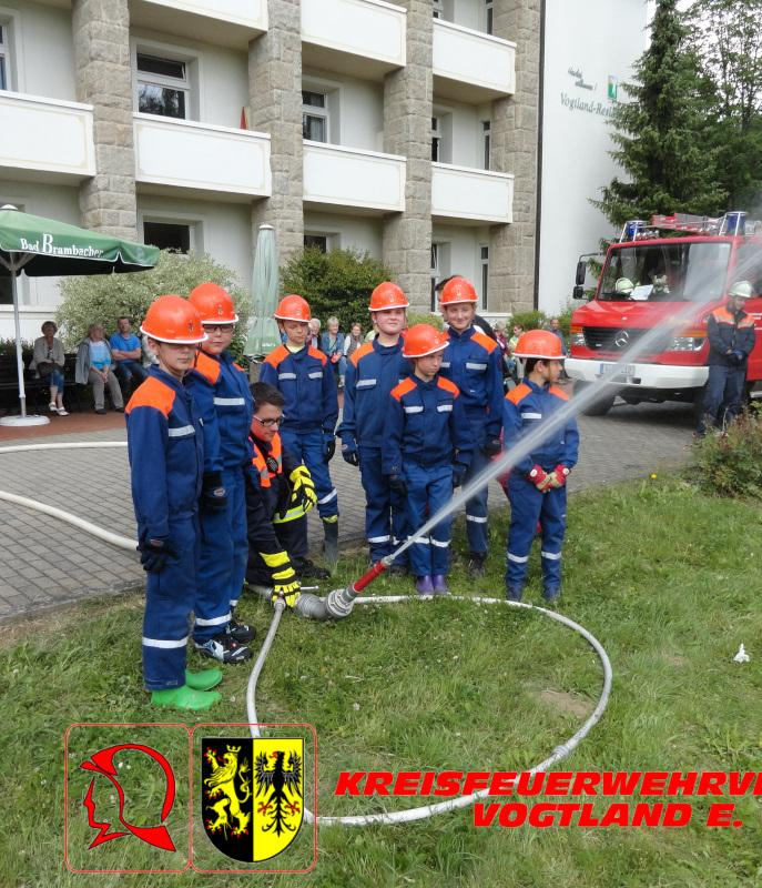 Foto der Galerie: Jugendfeuerwehr Rohrbach errichtet Zeltstadt für ein spannendes Wochenende