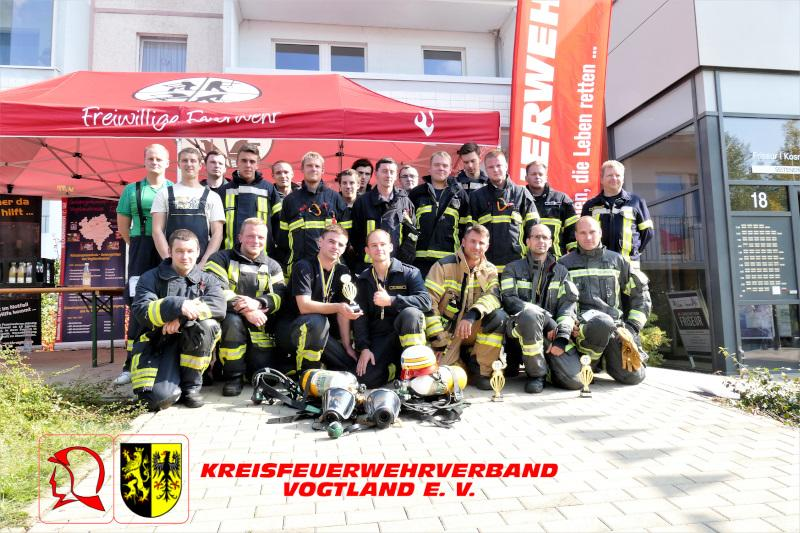 Foto der Galerie: 2. Vogtländischer Feuerwehr- Treppenlauf