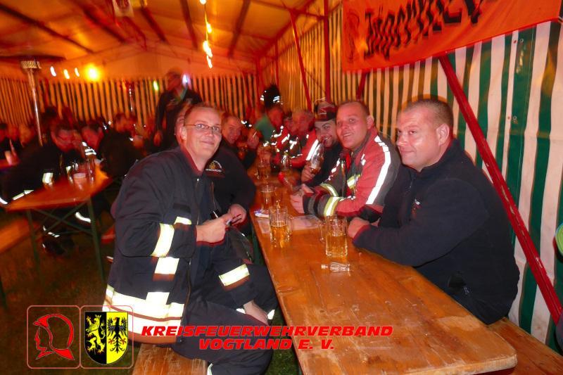 Foto der Galerie: Vogtland- Cup im Löschangriff - Flutlichtlauf in Theuma