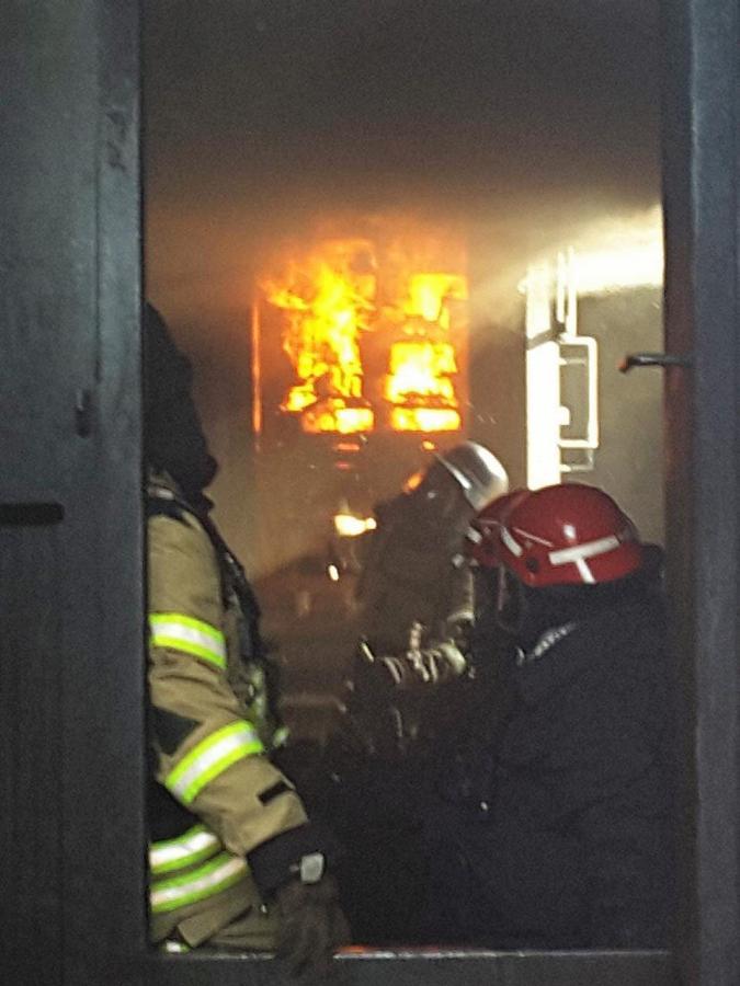 Foto der Galerie: Spender unterstützen Heißausbildung für die vogtländischen Feuerwehrwehren