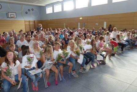 Foto der Galerie: Abschlussfest der 4. Klassen