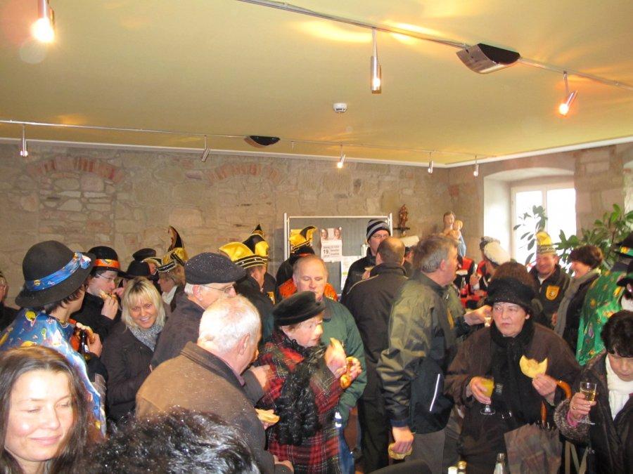 Foto der Galerie: 07.01.2012 - FKB Narrenbaumaufstellen