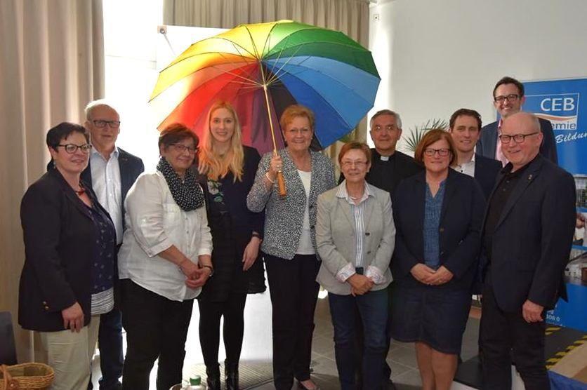 Foto der Galerie: Veranstaltung mit Familienministerin Bachmann bei der CEB Merzig