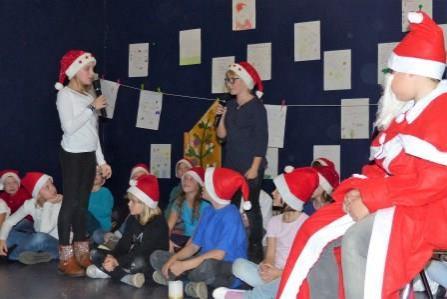 Foto der Galerie: Aufführung Weihnachtsgeschichte