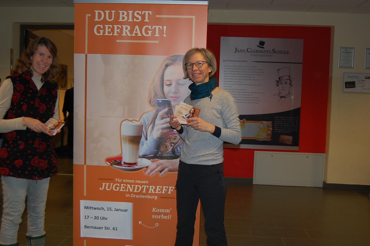 Foto der Galerie: Neues JUGENDCAFÉ in Oranienburg