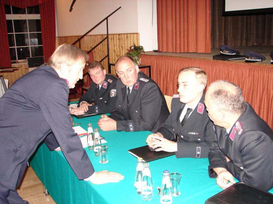 Foto der Galerie: 2. Hauptversammlung der Gemeindefeuerwehr
