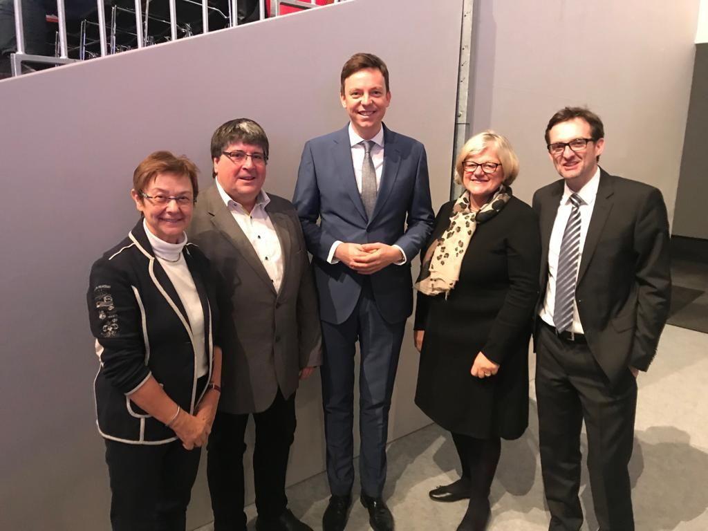 Foto der Galerie: Prominenter Neuzugang im Familienbund Trier