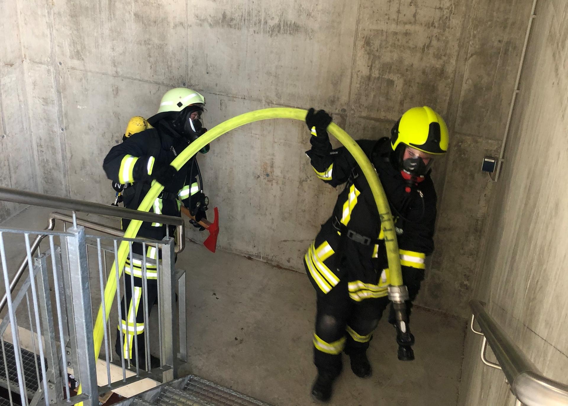 Foto der Galerie: Feuerwehren bekommen Verstärkung durch neue Atemschutzgeräteträger