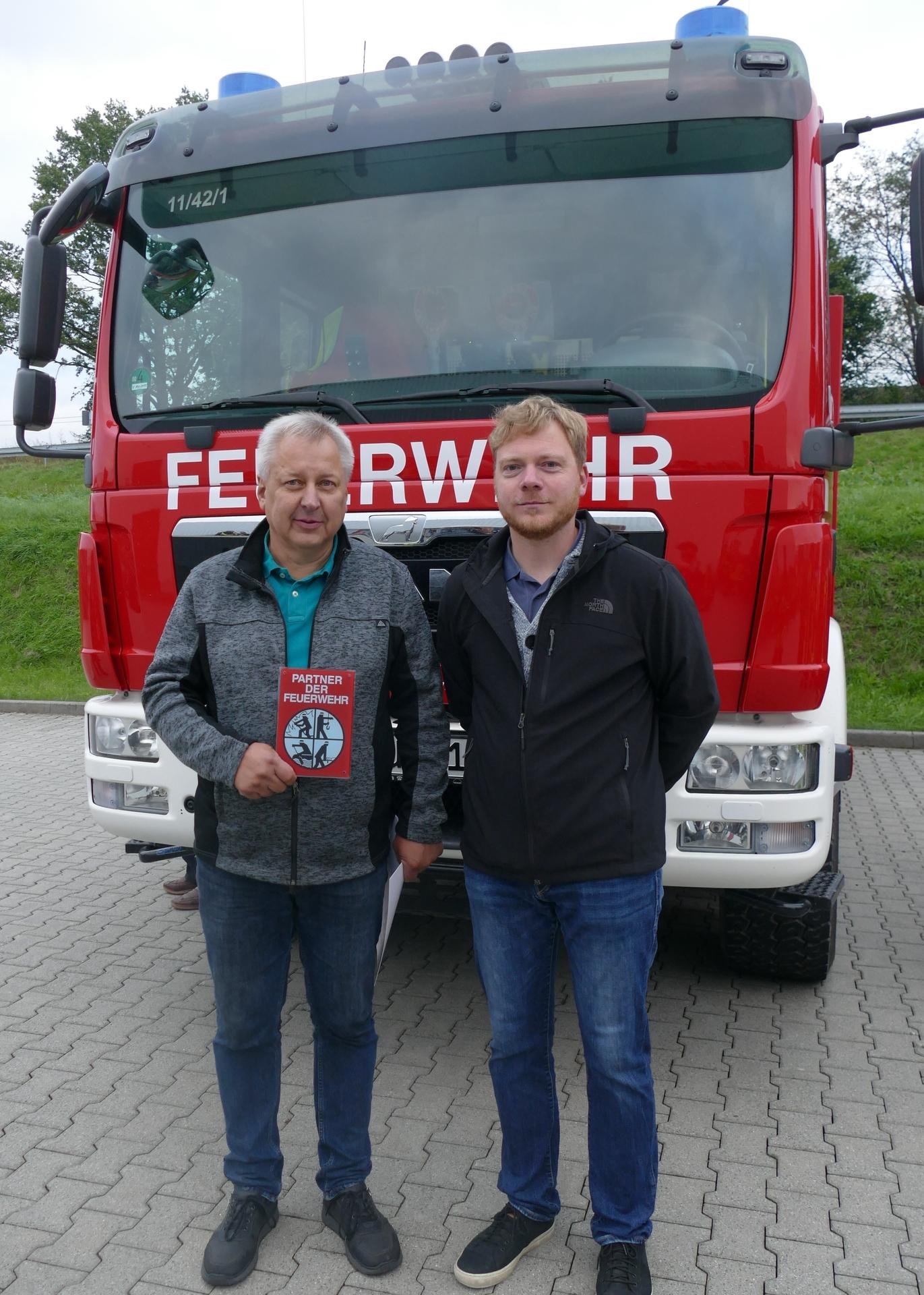 Foto der Galerie: Appell der Feuerwehren der Stadt Pausa - Mühltroff
