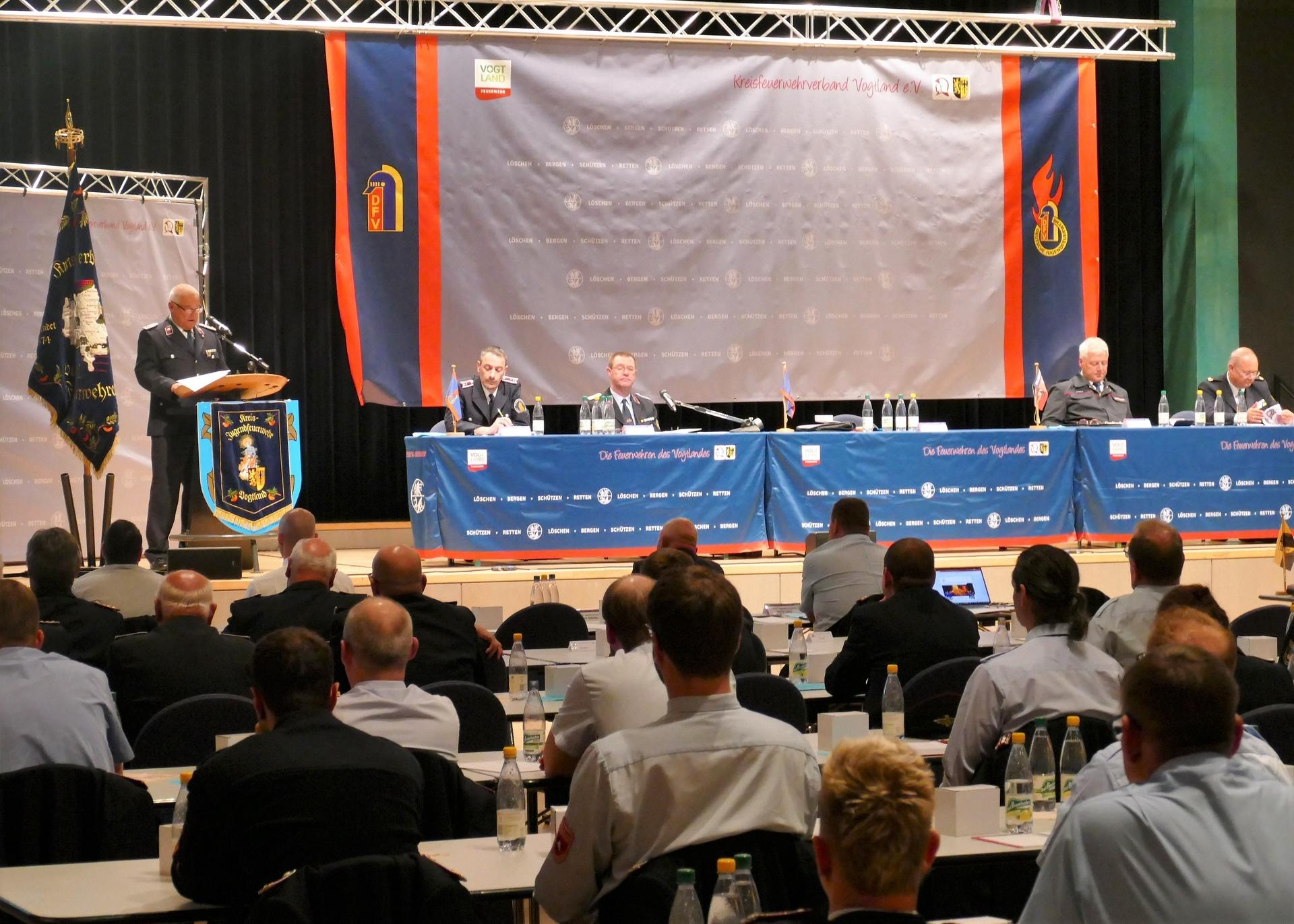 Foto der Galerie: Delegiertenversammlung des KFV Vogtland bestätigt Vorstand
