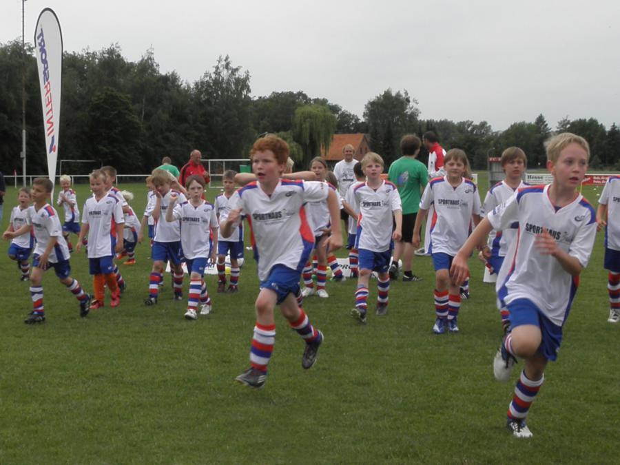 Foto der Galerie: INTERSPORT kicker Fußballcamp 2011