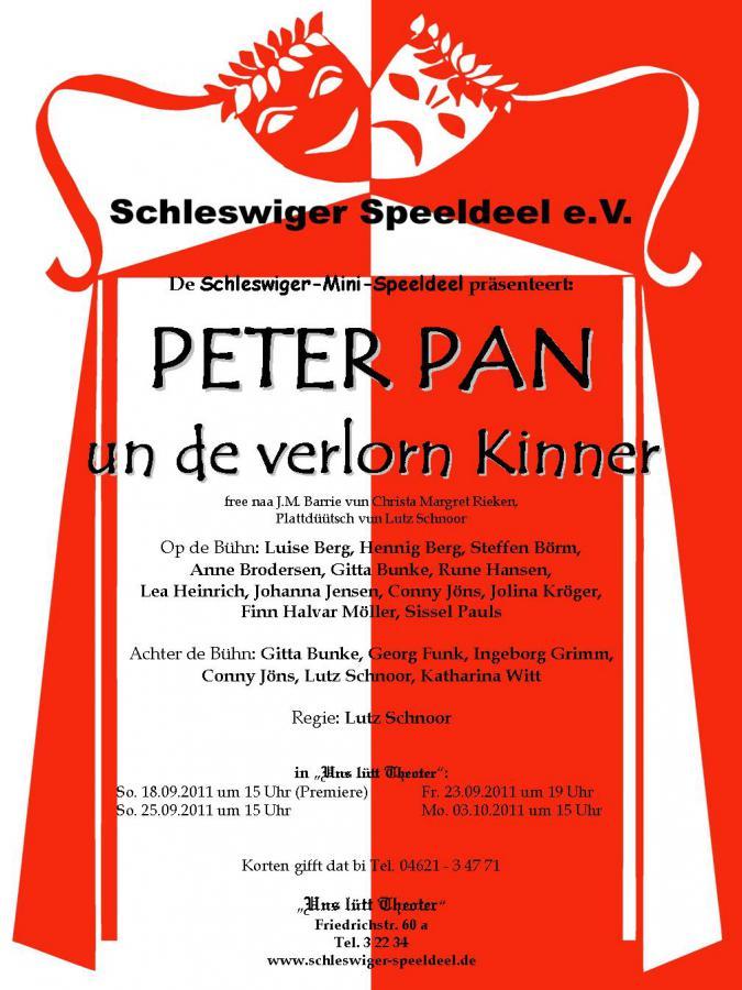 Foto der Galerie: Peter Pan un de verlorn Kinner