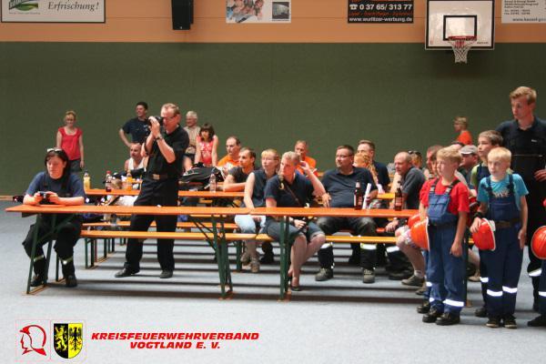 Foto der Galerie: Orientierungslauf der Jugendfeuerwehren des RB Reichenbach
