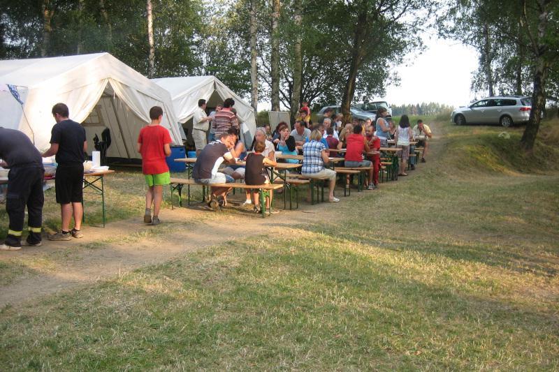 Foto der Galerie: Jugendzeltlager der Jugendfeuerwehr Adorf