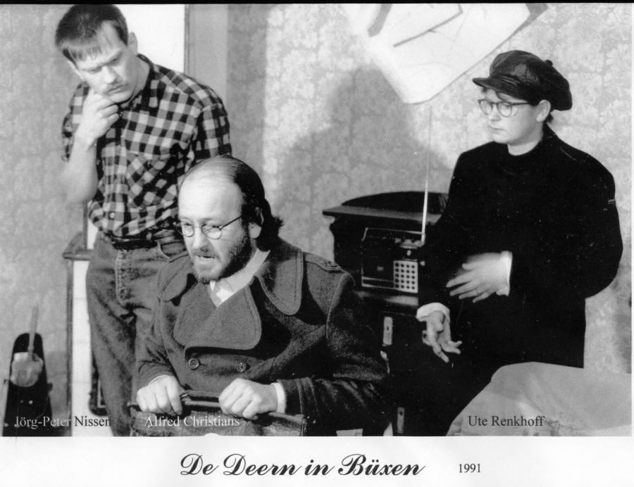 Foto der Galerie: De Deern in Büxen