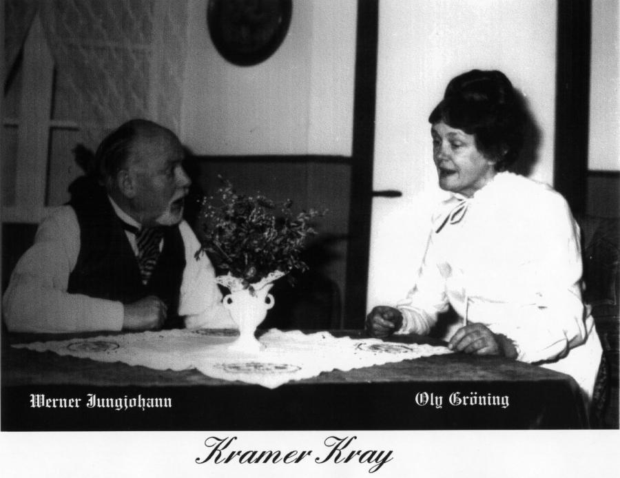 Foto der Galerie: Kramer Kray (1983)