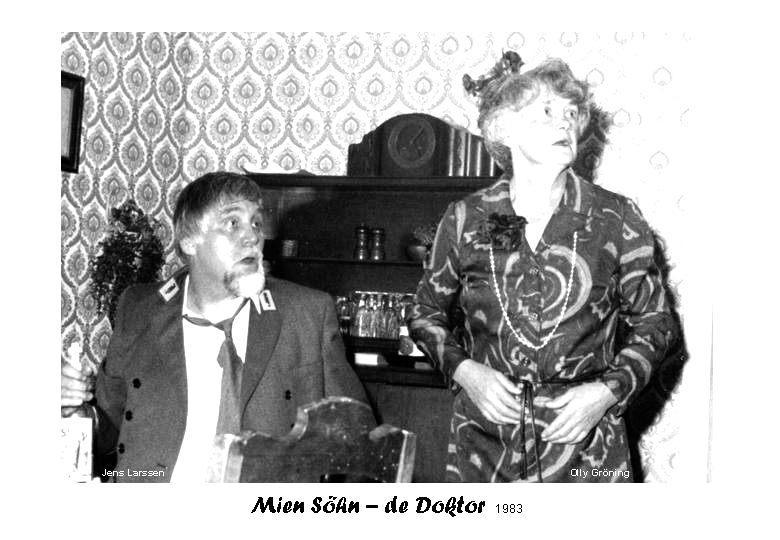 Foto der Galerie: Mien Söhn, de Doktor (1983)