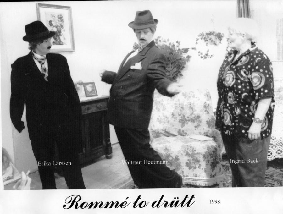 Foto der Galerie: Rommé to drütt