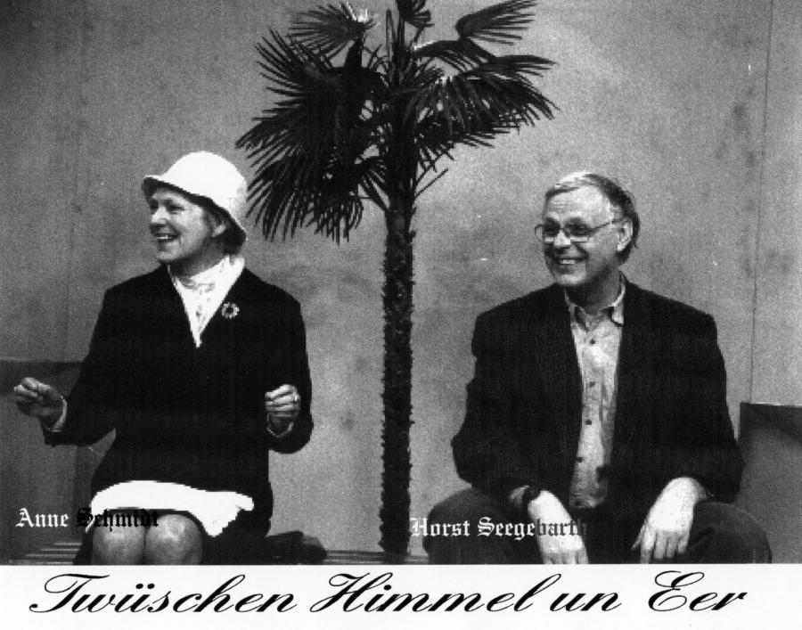 Foto der Galerie: Twüschen Himmel un Eer (1995)