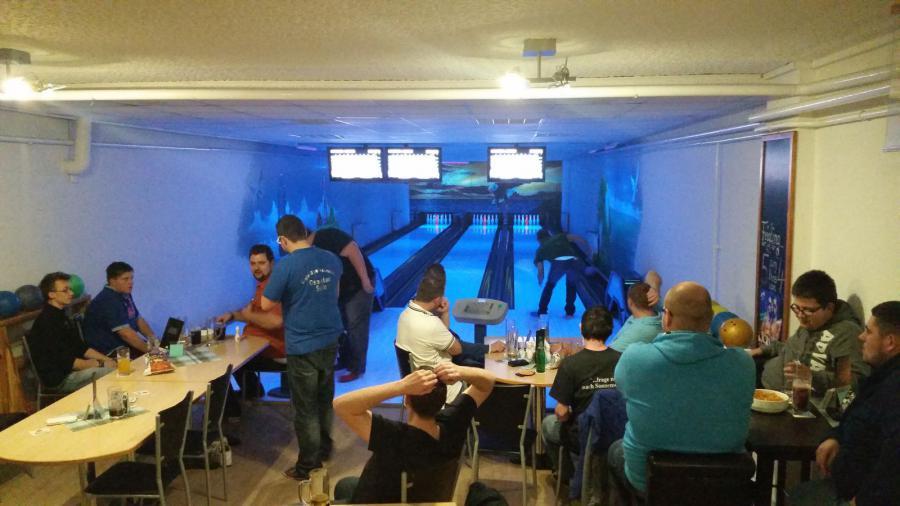Foto der Galerie: Bowlingabend