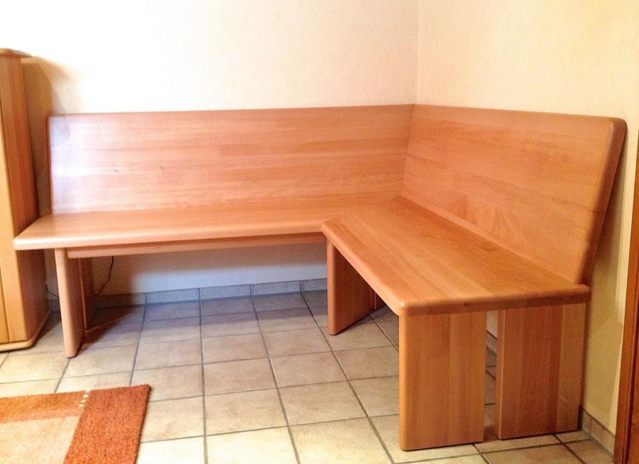 Tisch Stuhl Bank