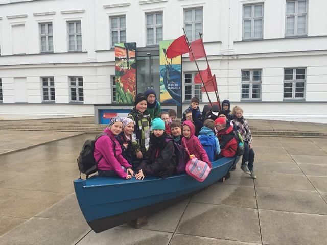 Foto der Galerie: Historische Stadtführung in Greifswald der 3. Klassen