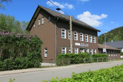 Ehemalige Jugendherberge in Katzhütte - Mai 2015