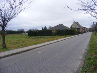Gemeinde Berge , Pirower Straße
