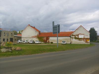Flurstück 492, Ansicht von Meyenburger Straße