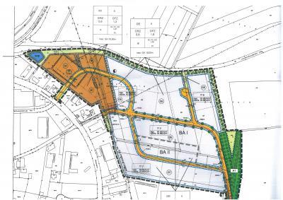 Bebauungsplan Gewerbegebiet Leutershausen-Ost