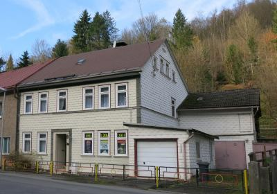 Katzhütte-Oelze, Schwarzburger Str. 36