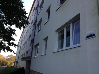 Hauseingang Karl-Marx-Straße 25-27