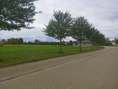 Putlitz, Zur Burghofwiese