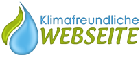 Klimafreundliche Webseite