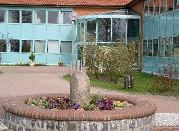 Verwaltungsgebäude in Karstädt