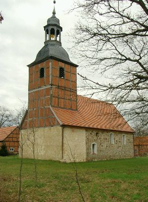 Kirche Laaslich