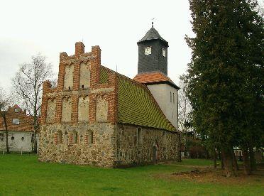 Kirche Pröttlin