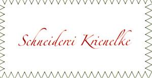 Logo von Schneiderei Krienelke