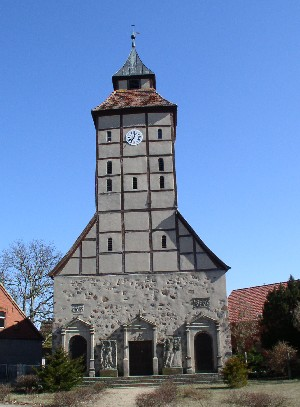 Kirche in Kletzke